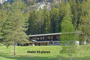 Chalet 50 places