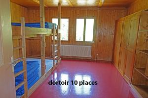 Dortoir 10 places