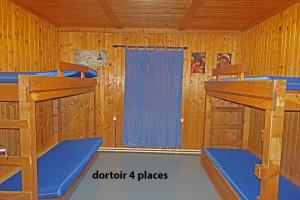 Dortoir 4 places