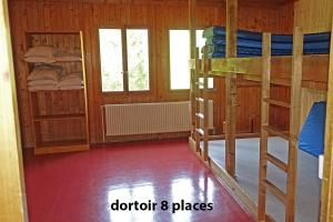 Dortoir 8 places